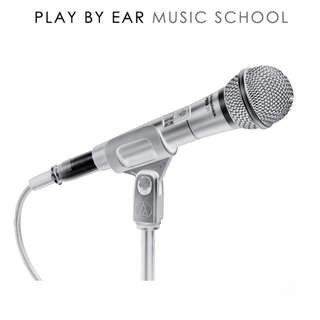 Pop Vocal course @ Play by Ear Music School