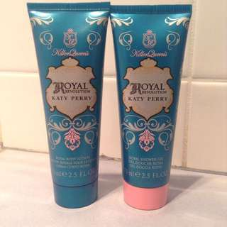 •BODY LOTIONS• Royal Revolution by Katy Perry