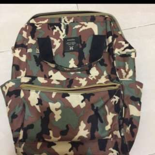 Anello Back Pack Army