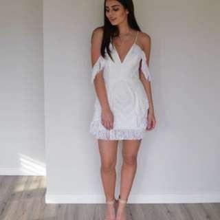 ALICE MCALL WHITE DRESS