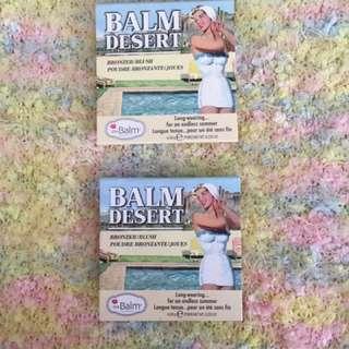 The Balm Balm Desert