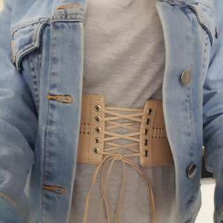 Bardot Corset  Belt