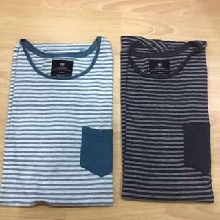 2 For 600 Cotton On Shirt (both Large)