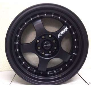 NEW SPORT RIM (WORK MEISTER)PROMOTIONS DESIGN 16