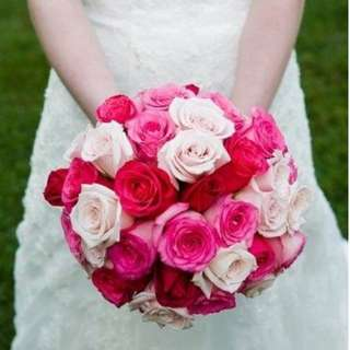 cherry's love bouquet