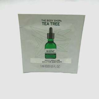 The Body Shop TEA TREE  1.ml  ➡ Swipe For More Picture