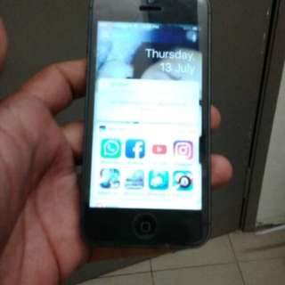 iphone 5 black 32gb