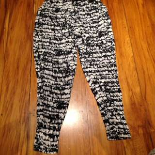 Patterned Hippie Pants