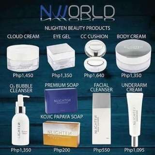 NWorld Beauty Products