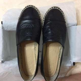 正品chanel鉛筆鞋