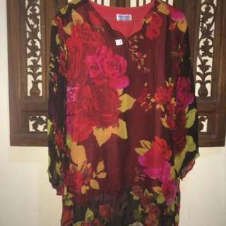 Blus Sifone Sutra