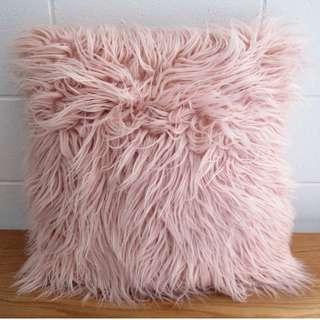 Fluffy cushion