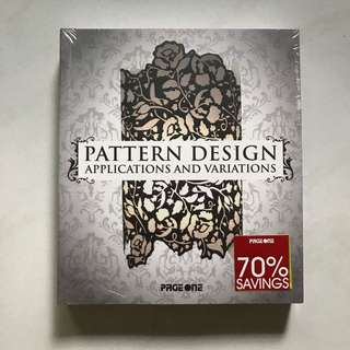 Pattern Design Book by Page One
