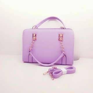 🚚 香芋紫色美包