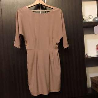 Topshop Pencil Dress