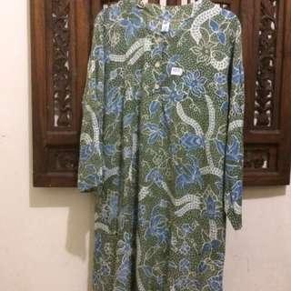 Daster Batik Longdress