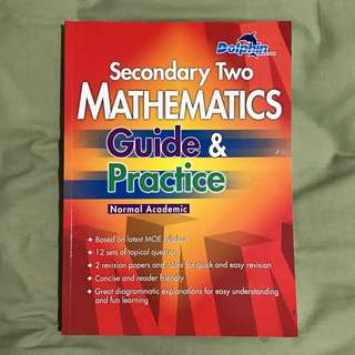 Secondary 2 Mathematics Guide & Practice