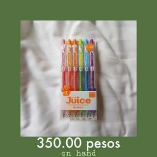 Pilot Juice Gel Pen 0.38mm