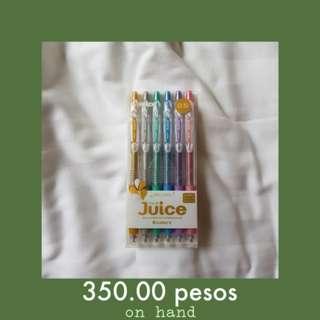 Pilot Juice Gel Pen 0.5mm- Metallic