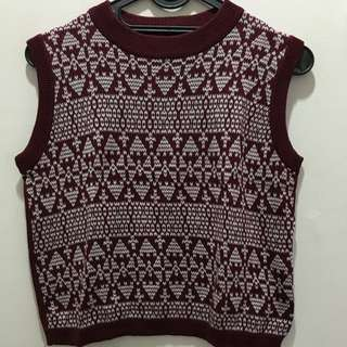Crop Sweater Colorbox