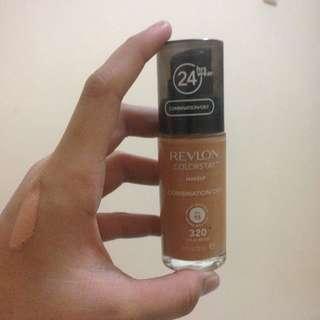 Foundation Revlon Colorstay Combination Oily