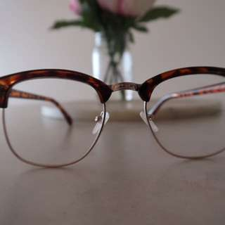 Clear Lens Fashion Glasses