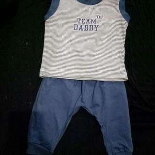 Hush Hush Team Daddy