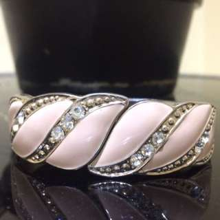 Pink Bracelet/cuff/bangle