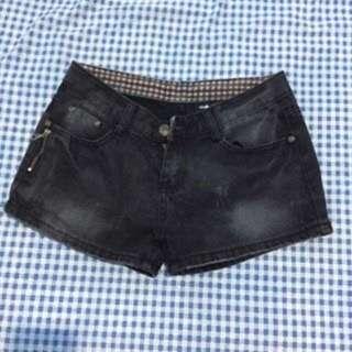 2pcs Preloved Shorts