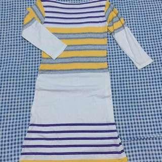 2pcs Preloved Dress