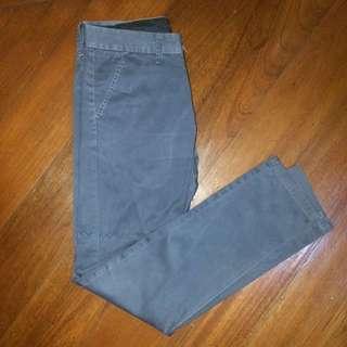 Bench Chino Pants (dark grey)