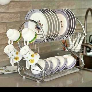 2layer Dish Drainer