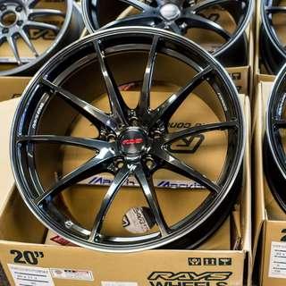 純正 日本 RAYS 原廠 Volk Racing 系列 G25 鍛鈴 (1隻售價, 購買4隻再有優惠, 另可分期)