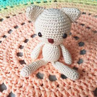 Crochet Cat Amigurumi Doll