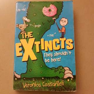 The Extincts By Veronica Cossanteli