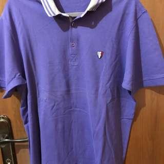 Baleno Polo Shirt - Purple - Size XL