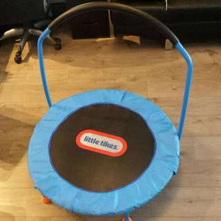 Little Tikes 3ft Trampoline