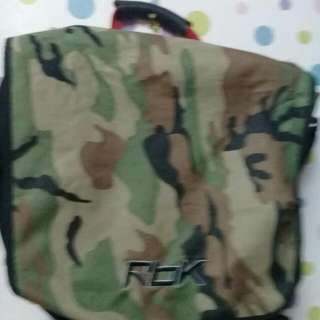 Messenger Bag Camo REEBOK