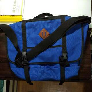 CHOCOOLATE 斜孭袋(藍色)