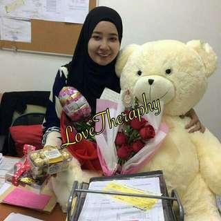 Bouquet Coklat N Bear