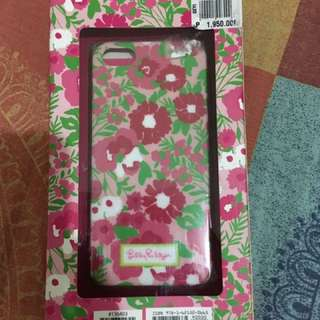 Lily Pulitzer Case For Iphone 5/5s/SE