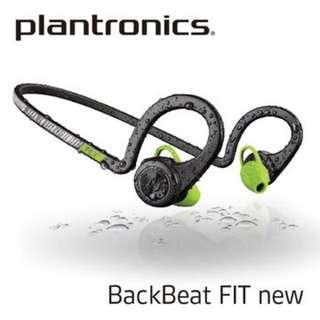 🚚 【香港🇭🇰代購】Plantronics BackBeat FIT NEW運動無線藍牙耳機(共5色),7/24抵台