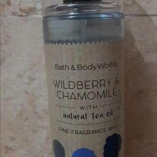 Wildberry&Chamomile Bath&Body Works