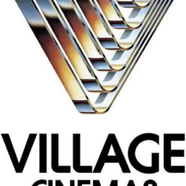 2 Adults Village Cinema Movie Tickets