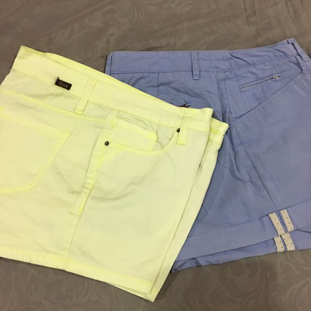 2 Items Shorts For 75.000