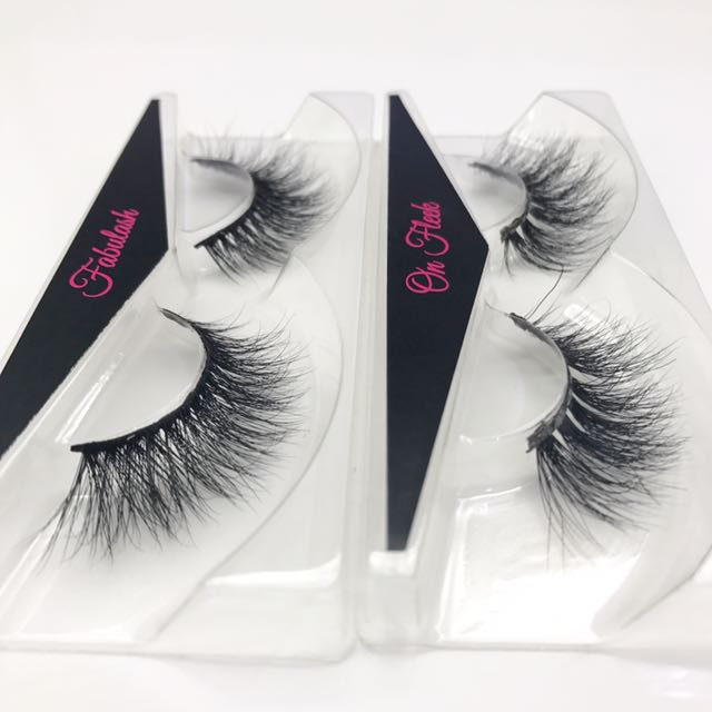 3D Faux Mink lashes Falsies LillyLashes