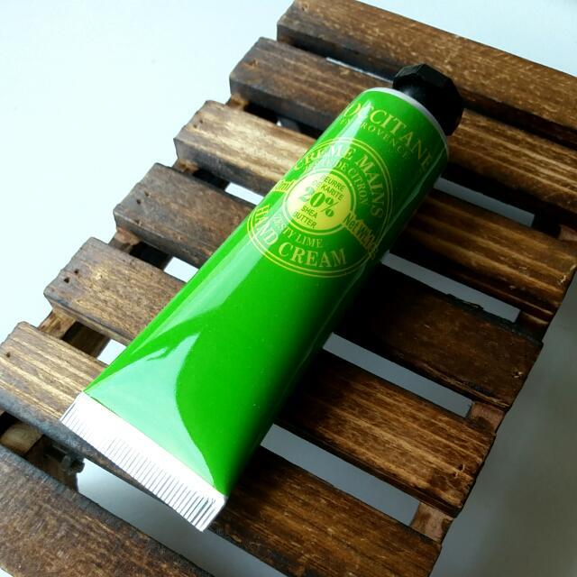 歐舒丹 乳油木檸檬護手霜 30ml