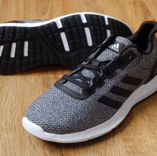 Adidas Cosmic 2 Carbon Silver Black Sole