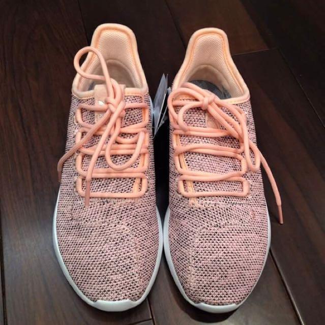 adidas tubular shadow 粉紅