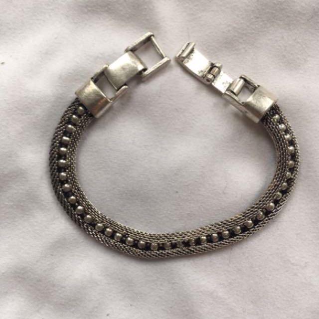 Ann Taylor Metal Bracelet